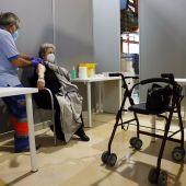 Imagen de archivo de vacunaciones en Andalucía