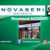 Recomend ACCION!!! con Agro Villa