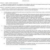 El sábado 22 de mayo entra en vigor la nueva regulación del transporte escolar en Asturias