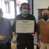 La Hermandad de Donantes de Sangre distingue al Ayuntamiento de Ribadesella