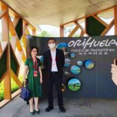 La X Feria Internacional de las Flores, Shanghái, ha abierto sus puertas con un acto inaugural en donde el pabellón de Orihuela ha causado admiración e interés a todos los asistentes