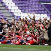 El Atlético de Madrid, campeón de LaLiga 2020-21