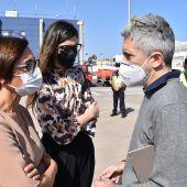 Marlaska viaja a Melilla con directores generales de Guardia Civil y Policía