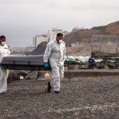 Un joven migrante muere en Ceuta tras caer desde un muro de 10 metros