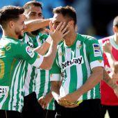 El Betis jugará la Liga Europa la próxima temporada