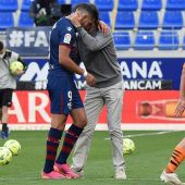 El Huesca desciende a Segunda