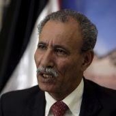Líder del Frente Polisario, Brahim Gali