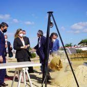 Comienza la construcción de 55 viviendas de VPO en Chiclana