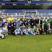 Ésta es la situación contractual de los jugadores del Málaga de esta temporada