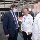 Murcia se presenta en Madrid Fusión como referente gastronómico con los mejores productos y chefs