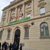 Los Reyes inauguran en Vitoria el Memorial de las Victimas del Terrorismo