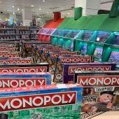 Ya puedes descubrir 50 versiones diferentes del Monopoly en una exposición en el Corte Inglés