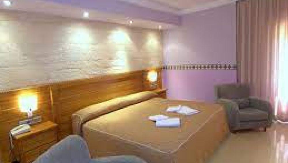 Imagen de una de las habitaciones