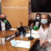 El director de empresas de CaixaBank en Baleares, Ramón Juan, en los micrófonos de Onda Cero.