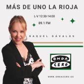 Más de Uno La Rioja Raquel Dávalos