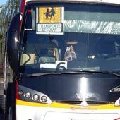 La Policía Local de Elche ha inmovilizado un autobús escolar que constaba dado de baja desde marzo de 2020.