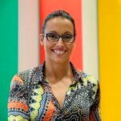 La nadadora Teresa Perales.