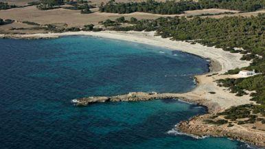 Playa Es cCaragol