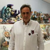 El concejal de Fiestas, Manuel Jiménez