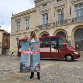 Palencia dispondrá de un autobús turístico gratuito durante los fines de semana para facilitar las visitas al Cristo
