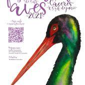 La AAVV Ciudad Monumental de Cáceres organiza un festival alternativo de las aves