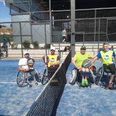 Rubén de Diego y su compañero quedan segundos en el tercer torneo de la liga
