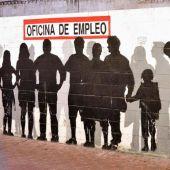 Datos de desempleo en CLM