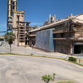 fábrica cemento