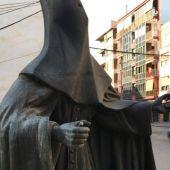 """La emblemática imagen del """"Nazareno de Orihuela"""" se ha visto agredida por el gamberrismo"""