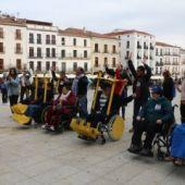 """COCEMFE Cáceres presenta su II marcha virtual """"Adaptando Caminos"""""""