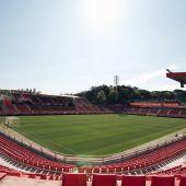 Alineación de Girona y Almería hoy en el playoff de ascenso