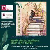 'Los libros de mi vida' Begoña Sánchez y Nieves López