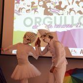 Presentación del programa de actos del Orgullo LGTBIQ+ de Alcalá de Henares