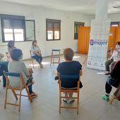 Buena acogida al taller de mindfulness ofrecido por el Centro de la Mujer de Miguel Esteban