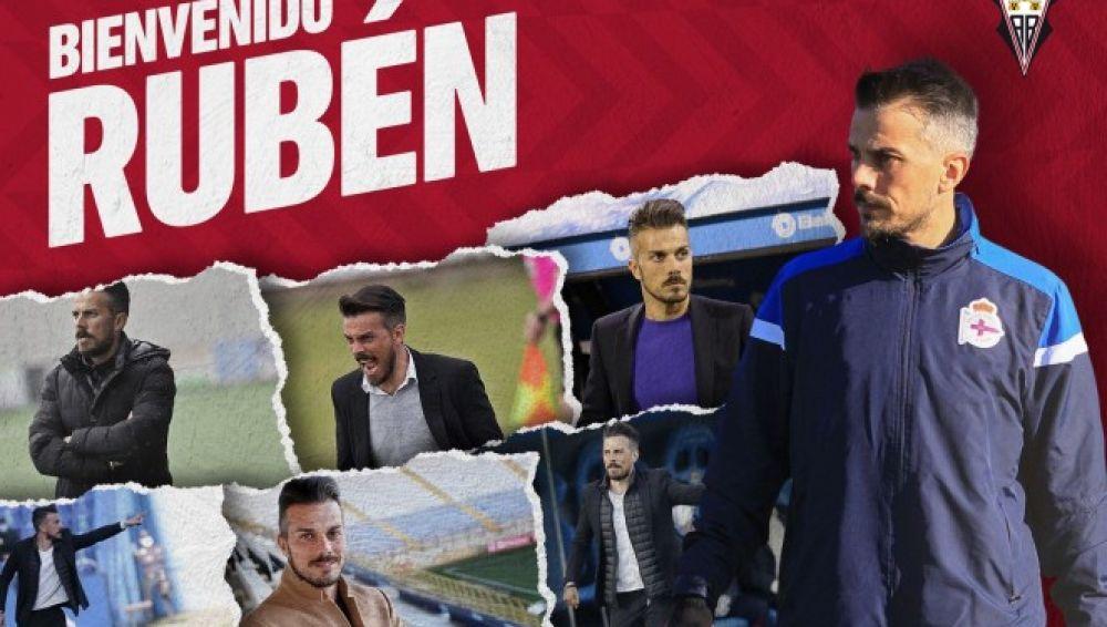 Rubén de la Barrera será el nuevo entrenador del Albacete Balompié