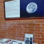 Expuesta en la Casa de Cultura de Albatera Miguel Hernandez 25 instantaneas con folleto poético