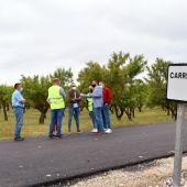 Concluyen las obras de la AB-217 en Alpera
