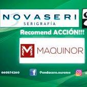 Recomend ACCION!!! con Maquinor