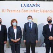 La Razón Comunitat Valenciana entrega sus IV premios anuales
