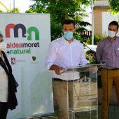 Un programa de actividades busca implicar a los vecinos de Aldea Moret en Cáceres en el cuidado del barrio