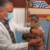 Más de medio millón de personas tienen al menos una dosis de vacuna