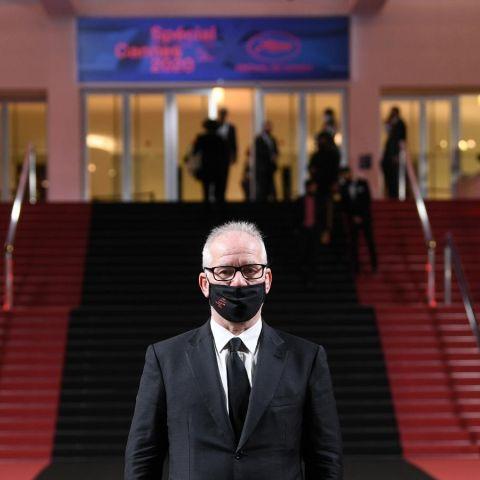 Thierry Fremaux, director artístico y programador del Festival de Cannes