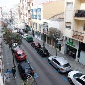 Calle Félix Valverde Lillo