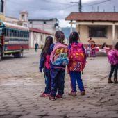 Niñas de Guatemala