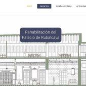 En esta página, habla de las actuaciones que se están llevando a cabo sobre elementos del Patrimonio Histórico Artístico de Orihuela