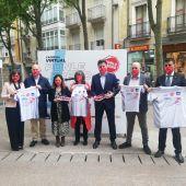 Presentación de la Carrera Virtual Ponle Freno 2021 en Vitoria
