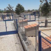 Talavera mejora las instalaciones del Centro de Acogida de animales