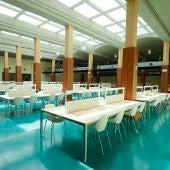 Abren la Biblioteca y la Sala de Estudio de los Depósitos de Agua de la Fiesta del Árbol