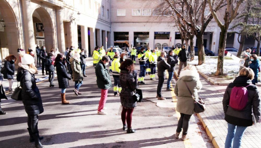 Amenazan huelga si prosperan los despidos