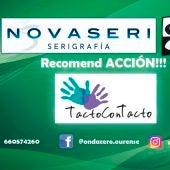 Recomend ACCION!!! con Tacto con Tacto